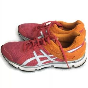 ASICS WOMENS ATHLETIC SHOES RUNNING SHOES Sz 8.5